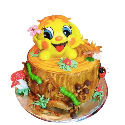 известна торт колобок в картинках кадре