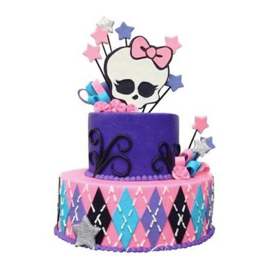 Торт «Monster High»