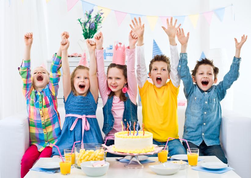детские праздники Улица Алабяна